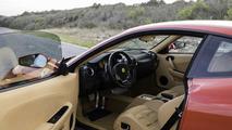 Donald Trump Ferrari F430