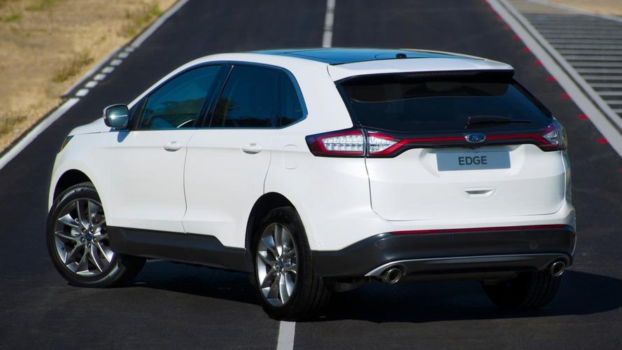 Recall - Novo Ford Edge é convocado no Brasil por falha no airbag