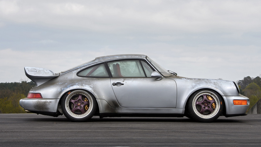 Never-driven 1993 Porsche 911 sells for $3.1m