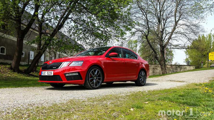 skoda octavia rs 230 actualit s et essais france. Black Bedroom Furniture Sets. Home Design Ideas