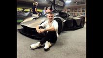 Aston Martin Valkyrie Social Media