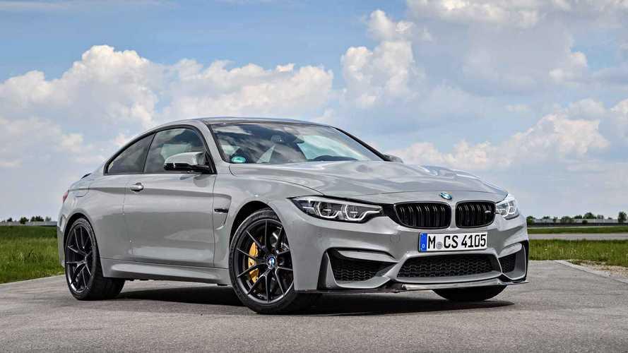 2017 BMW M4 CS First Drive