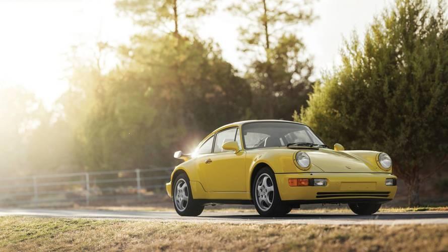 Subasta Porsche 911 Turbo 1991