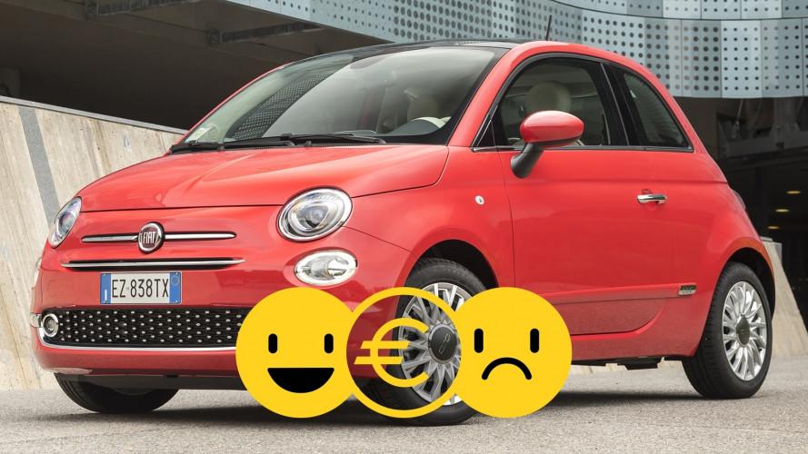 Promozione Fiat 500, perché conviene e perché no