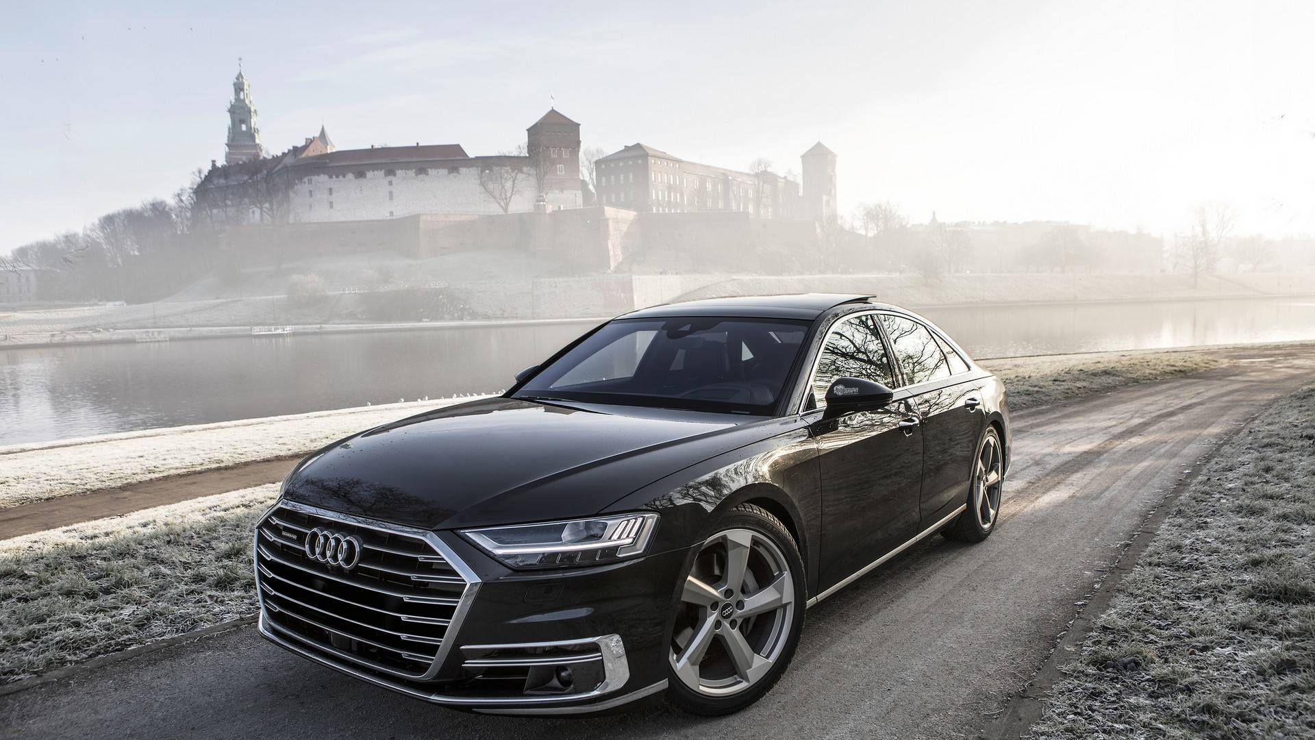 Find Out How Quick The V GasPowered New Audi A Is - Audi a8