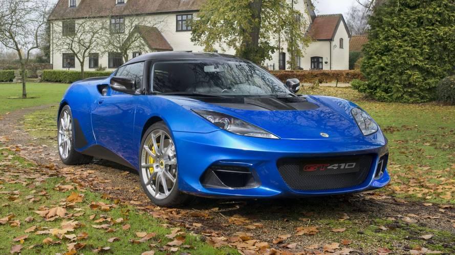 Lotus Evora GT410 Sport – Avec 410 ch et un poids toujours aussi contenu