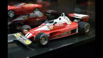 Ferrari Store di Roma, la mostra di modelli in scala Amalgam 026