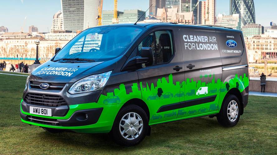 Government changes licence laws to promote electric vans