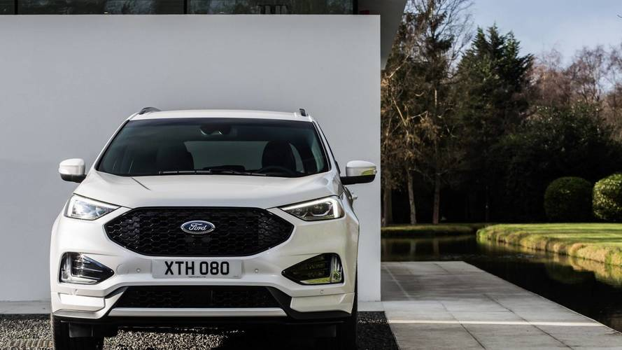 Litkey Farkas a Ford Edge új márkanagykövete