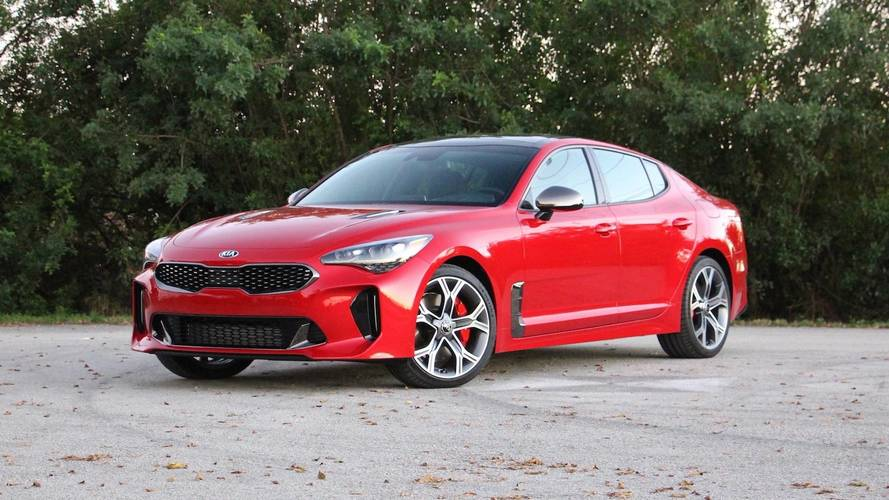 2018 Kia Stinger GT Review: Serious Contender