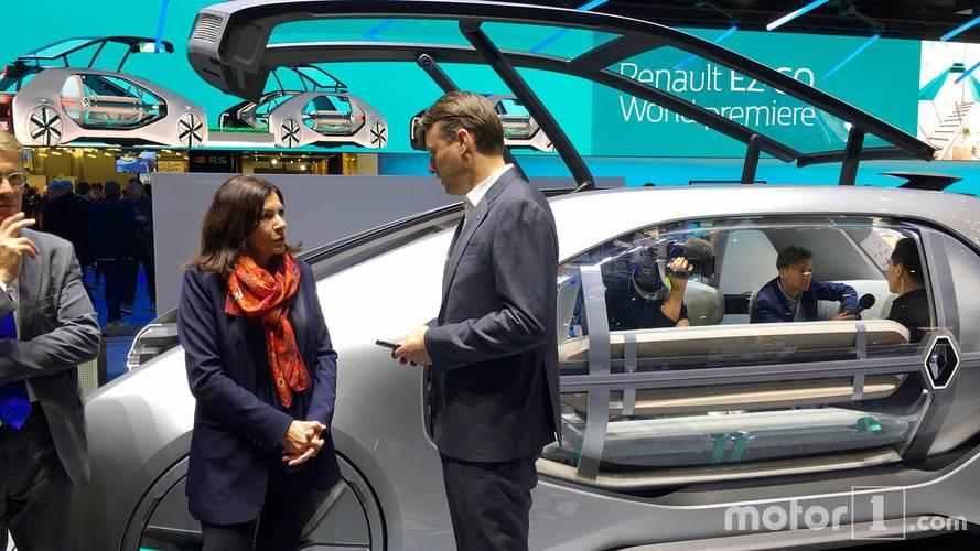 Après Autolib, Paris et Renault disent vouloir