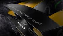 Fittipaldi EF7 Vision GT by Pininfarina, i teaser