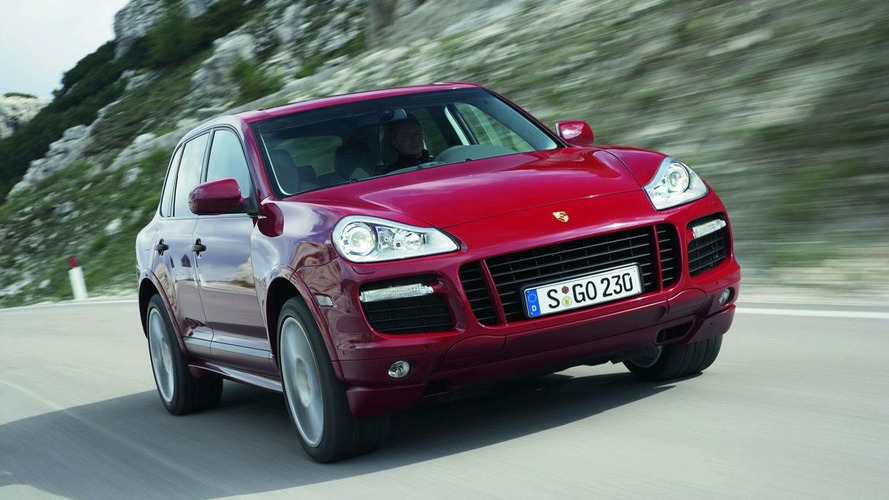 Porsche Cayenne GTS Unveiled to North America