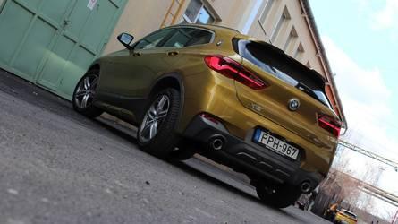 Meglepetéssel nyit – BMW X2 hazai bemutató