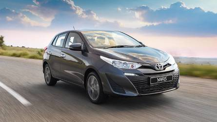 Toyota Yaris nacional terá motor 1.3 na versão de entrada, diz site