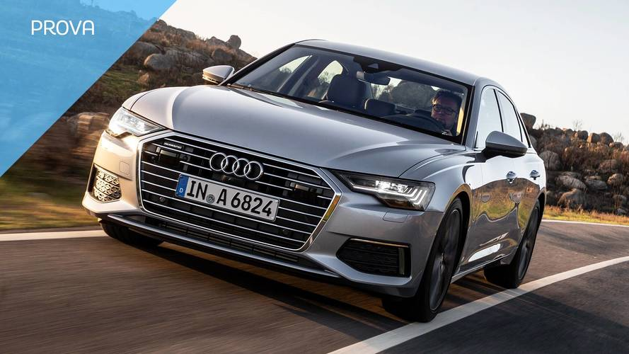 Nuova Audi A6, agilità da ammiraglia