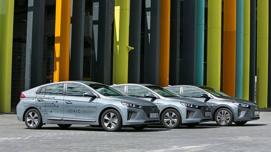 Gama Hyundai IONIQ 2018