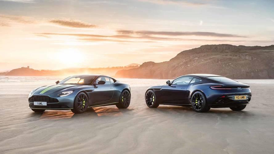 Aston Martin DB11'in AMR versiyonu tanıtıldı
