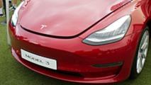 Goodwood 2018 - Tesla Model 3