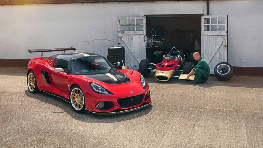 Lotus Exige Special Editions Pay Tribute To Classic Racing Cars