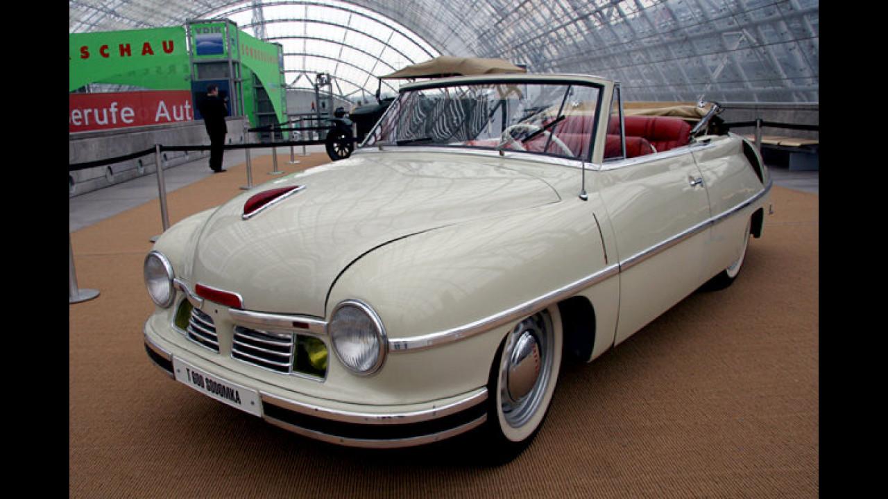 Tatra T 601 Cabrio (1949) von Swetlana Stalin