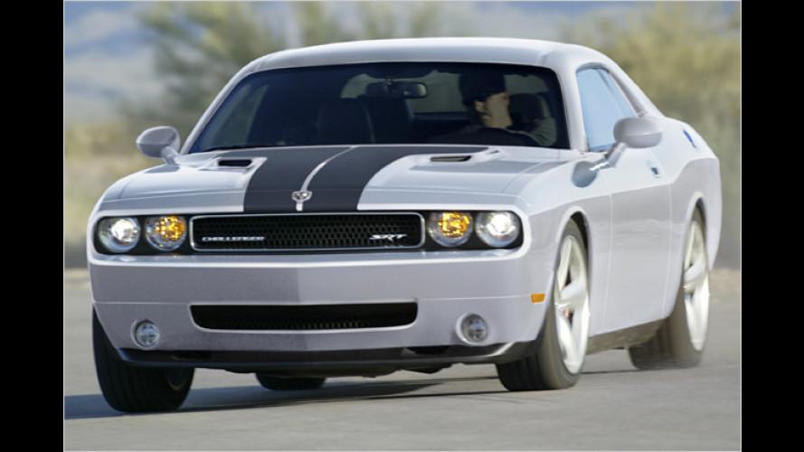 Dodge Challenger: Neues von der Muscle-Ikone