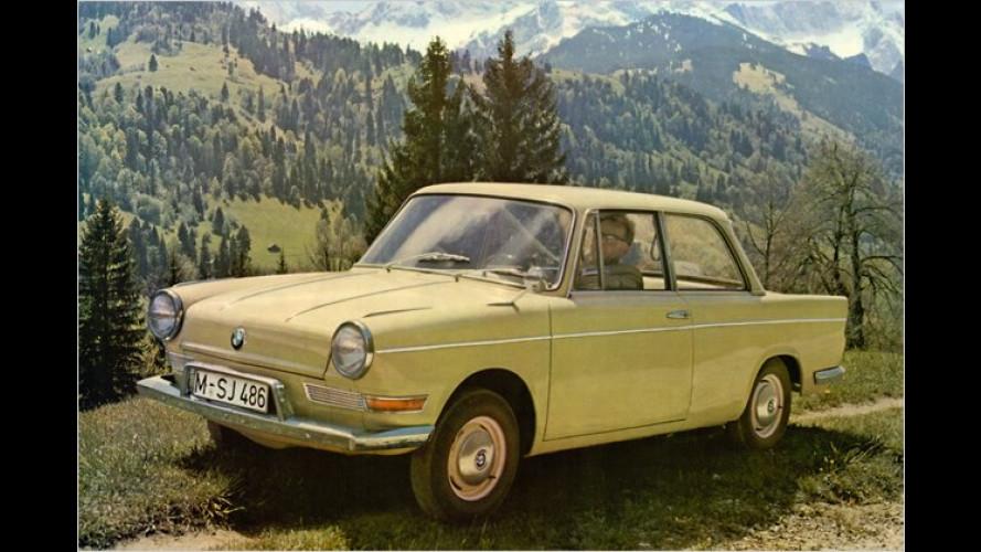 BMW feiert erfolgreichen Neustart vor 50 Jahren