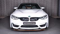 BMW M4 GTS Au Dhabi