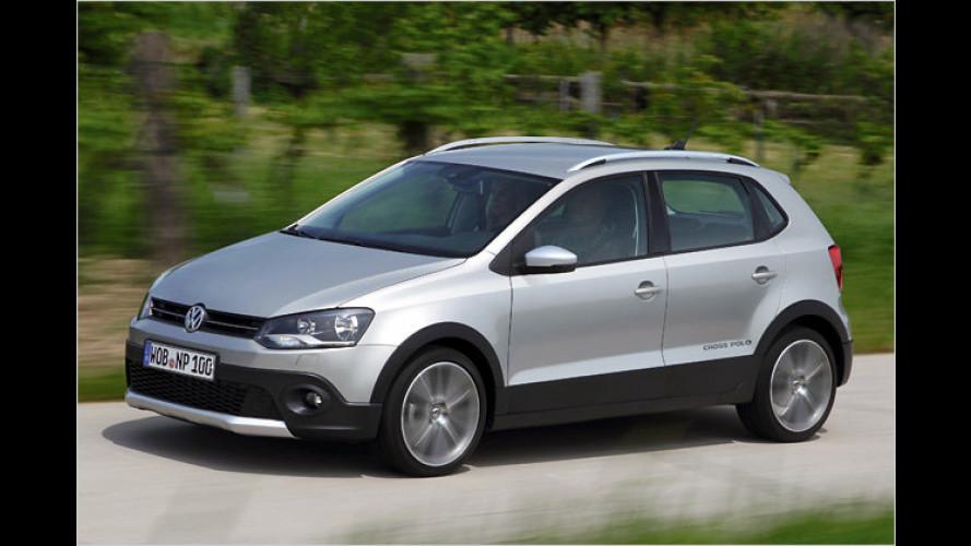 Robuster Cityflitzer: Der neue VW CrossPolo im Test