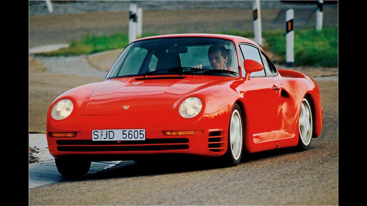 30 Jahre Porsche 959