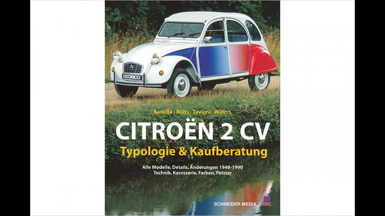 Baraille/Bölts/Tavioni/Willms: Citroën 2 CV
