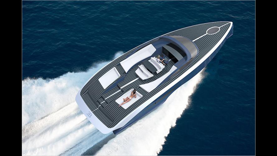 Ozeankreuzer von Bugatti