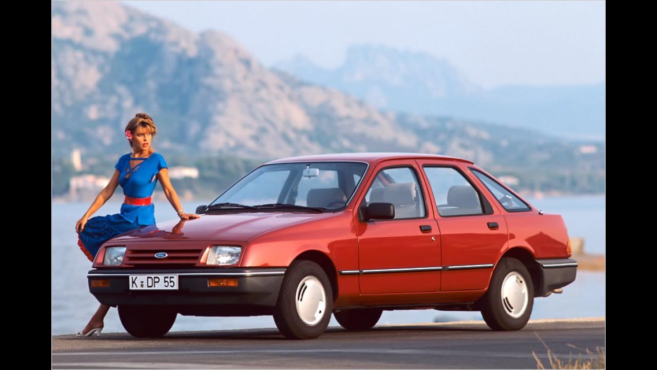 30 Jahre Ford Sierra