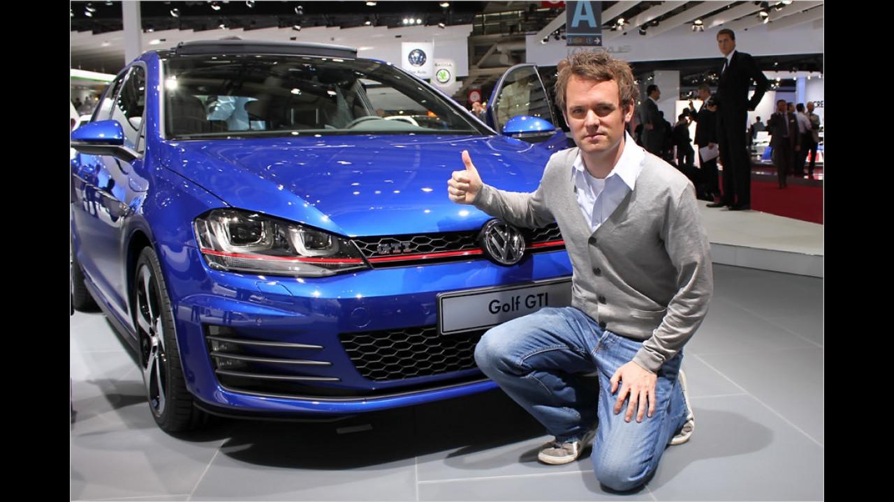 Matthias Naumann: VW Golf GTI