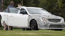 New Cadillac CTS-V Spy Photos