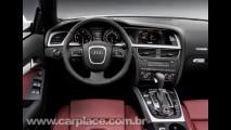 Audi divulga imagens e dados oficiais dos novos A5 e S5 Cabriolet 2010