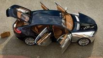 Bugatti Galibier konsepti