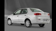 Fiat apresenta o novo Siena 2008 com preço a partir de R$ 33660