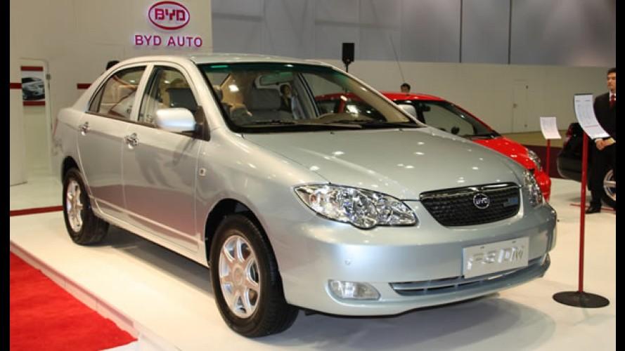 China supera 10 milhões de veículos vendidos em 1 ano e torna-se o maior mercado do mundo