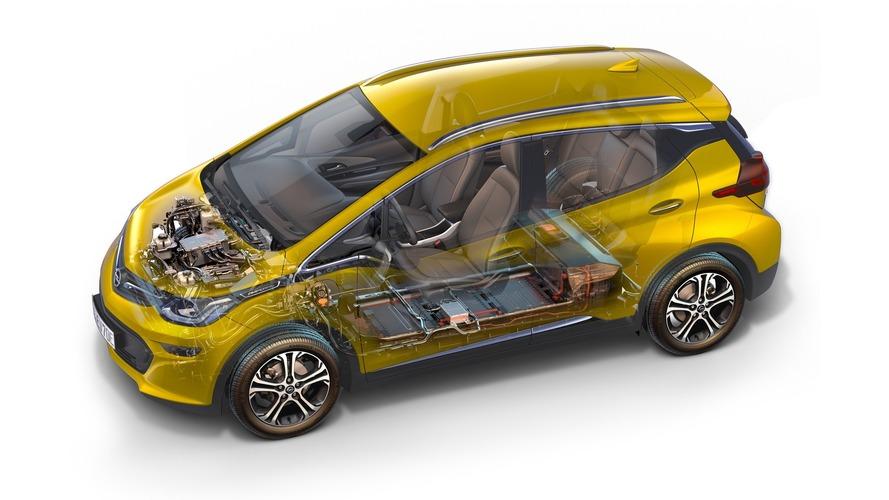 Opel Ampera-e - De plus en plus chère