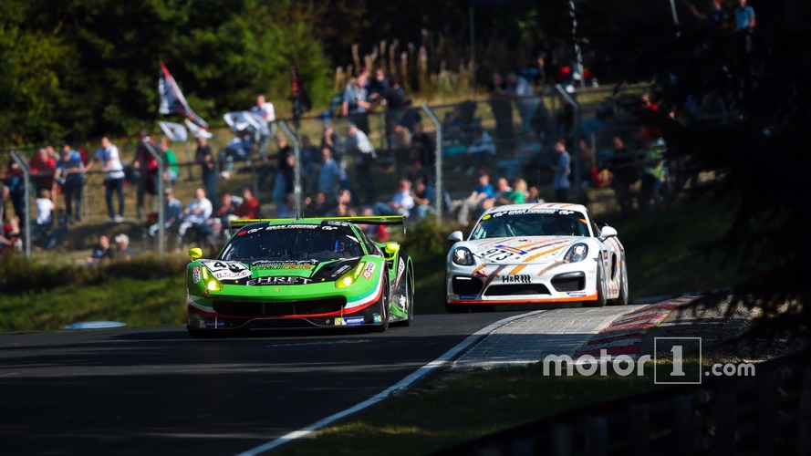 GT3 speeds on Nordschleife becoming dangerous - Manthey