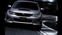 Subaru Impreza WRX STi restyling