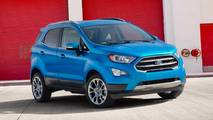 5. Ford EcoSport S: $20,990