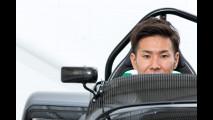 Caterham Seven Kamui Kobayashi Limited Edition