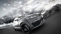 Diesel Audi Q7 with 600 HP by Fostla