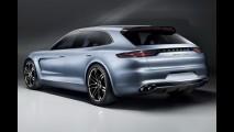 Porsche vai mostrar conceito do futuro Pajun em setembro