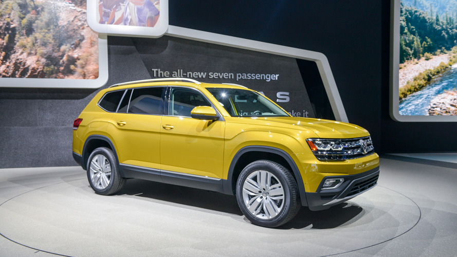 VW will put in diesel engine for Russia-bound Atlas