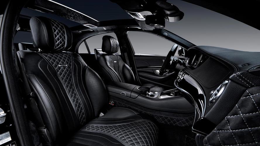 Vilner'dan Mercedes-AMG S63'e krallara layık dokunuş