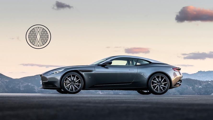 Aston Martin dévoile un nouveau logo