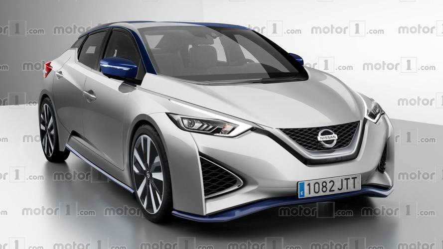 Découvrez notre premier rendu de la future Nissan Leaf